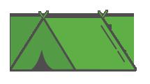 Telt ikon