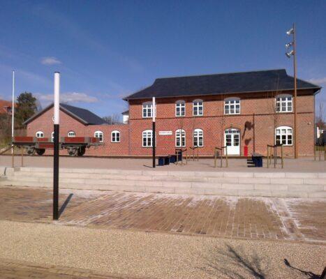 Brædstrup Station